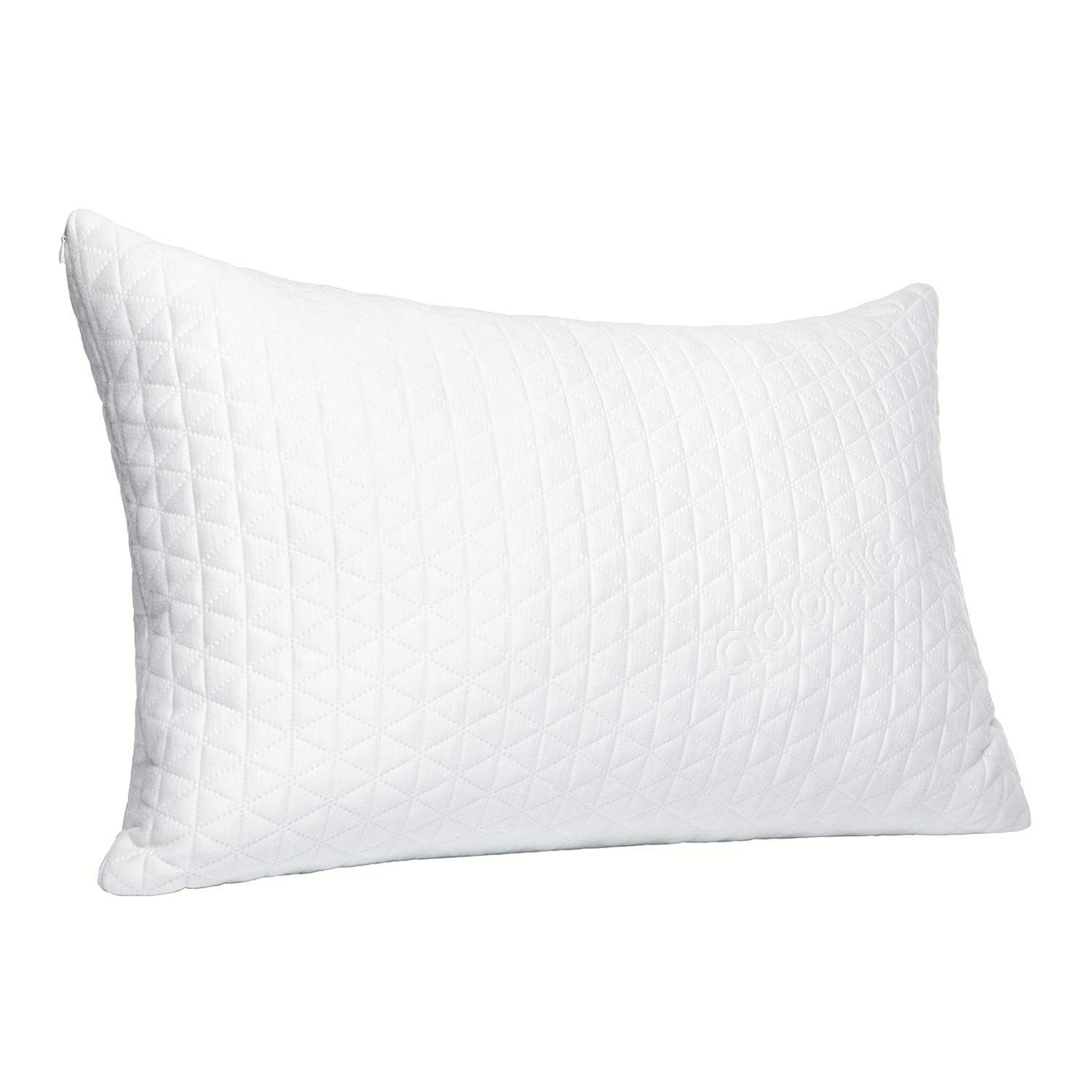 Adoric Pillows For Sleeping Shredded Memory Foam Pillow