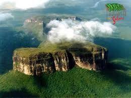 ...desde las alturas..tepuys, simbolo de las alturas naturales