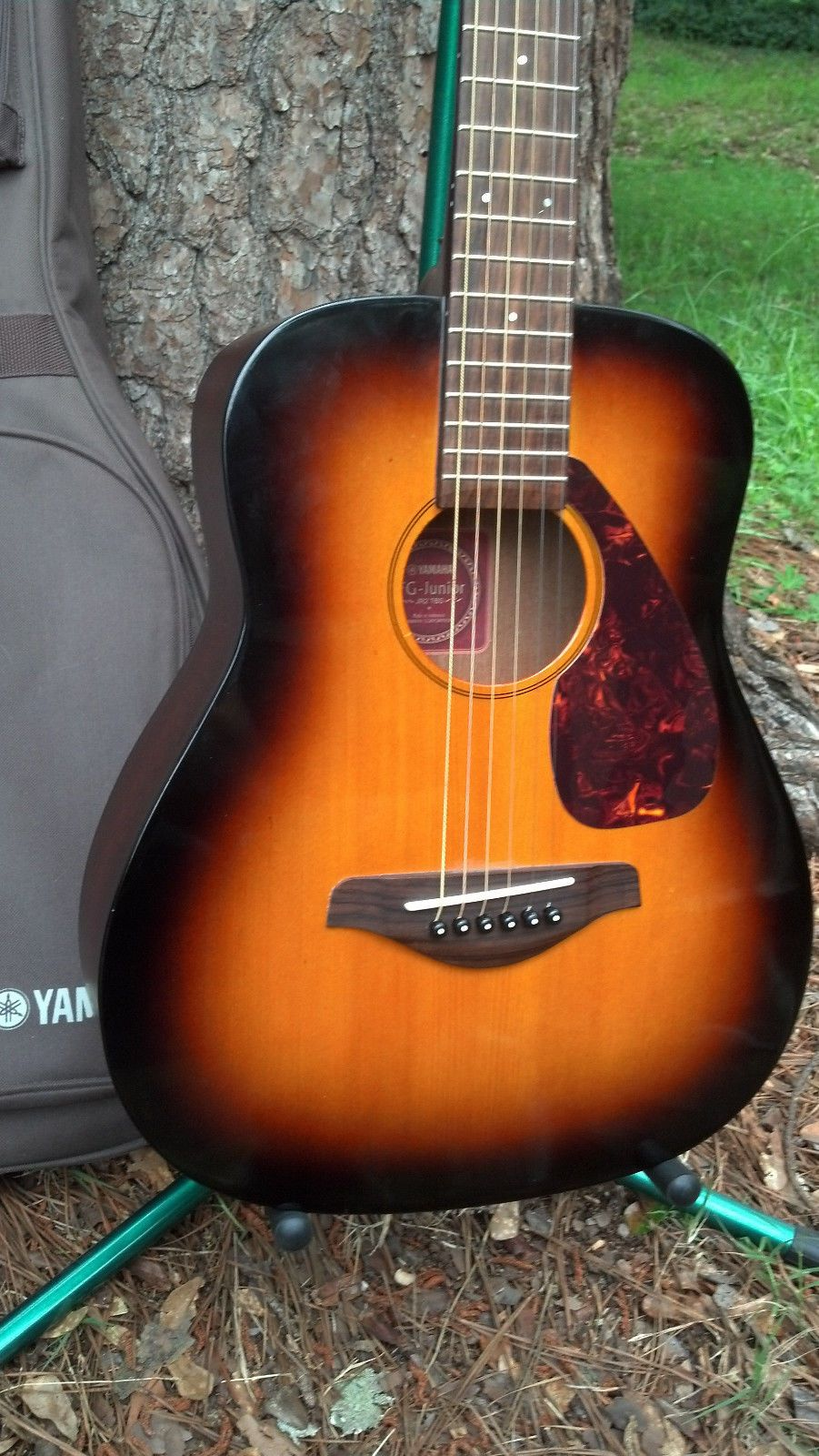 Guitar Yamaha Fg Junior Jr 2 Tbs 3 4 Size Acoustic Guitar W Bag Tobacco Sunburst Please Retweet Yamaha Fg Yamaha Acoustic Guitar Guitar