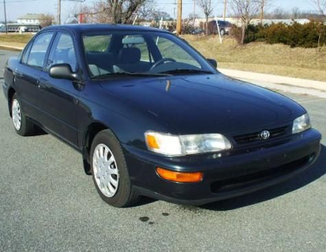 Cheap Toyota Corolla Ce Sedan In Maryland Cheap