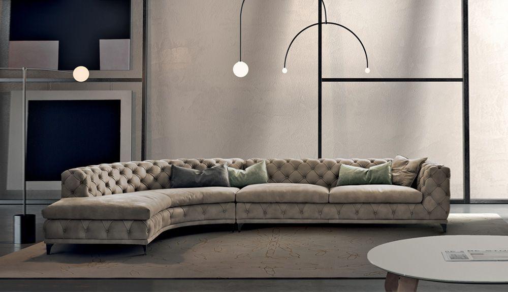 Top 10 Sofas To Improve Your Interior Design Contemporary Sofa Sofa Design Modern Loft Bed