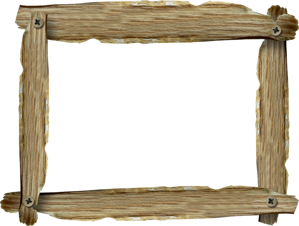 Rustic Frames, Borders
