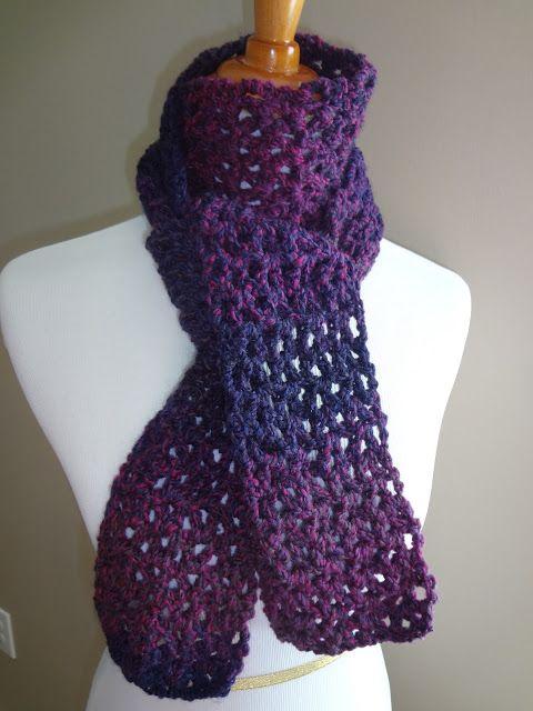 Fiber Fluxventures In Stitching Free Crochet Pattern