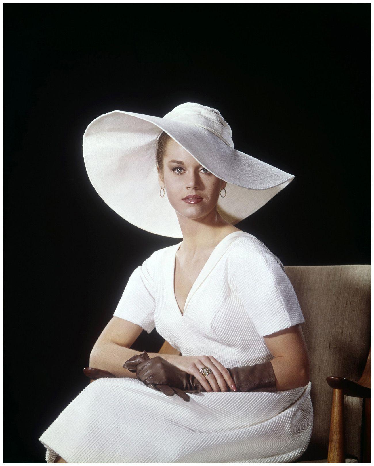 Jane Fonda publicity still for the Warner Brothers film