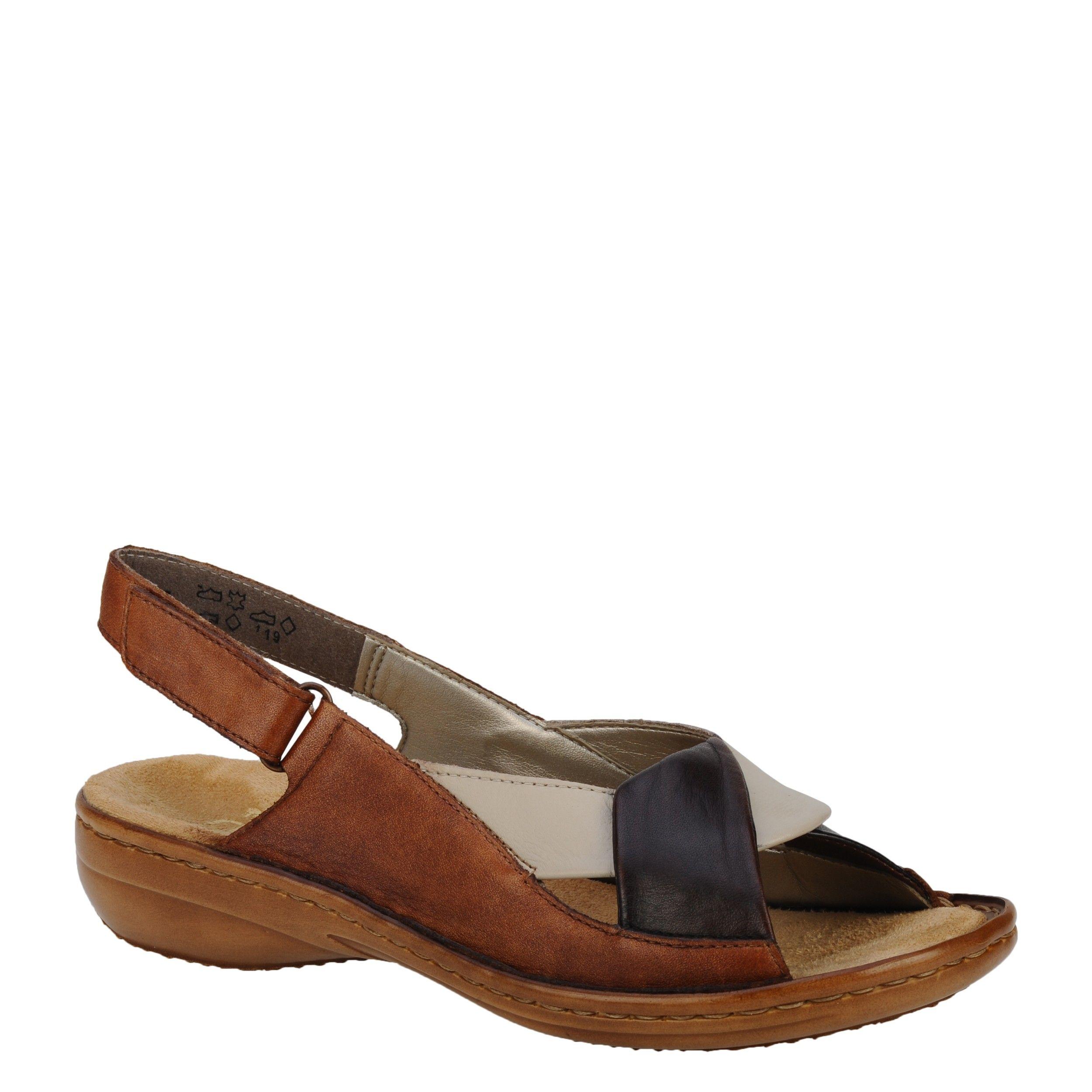 Sandale casual dama Rieker maro  a8ca004ca0c
