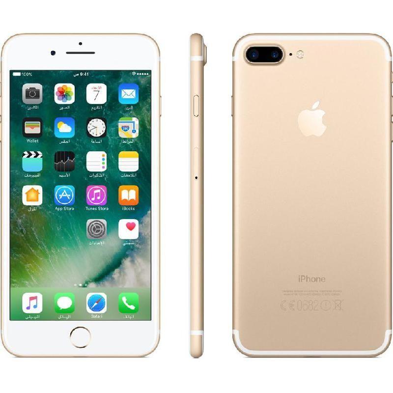 Apple Iphone 7 Plus Smartphone 4g Lte 128 Gb Gold Iphone 7 Plus Iphone Iphone 7