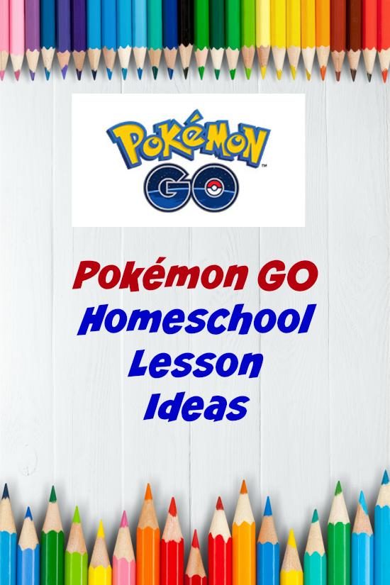 These Pokemon GO Homeschool Lesson Ideas Make Learning Math Fun ...