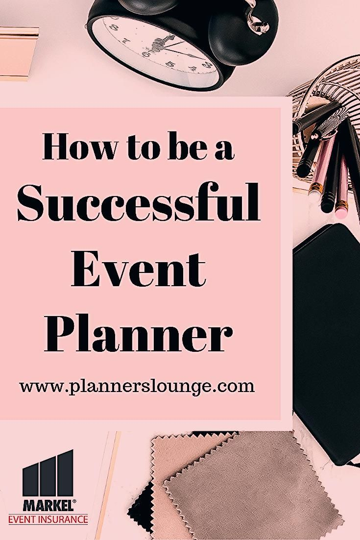 Photo of How to be a Successful Event Planner