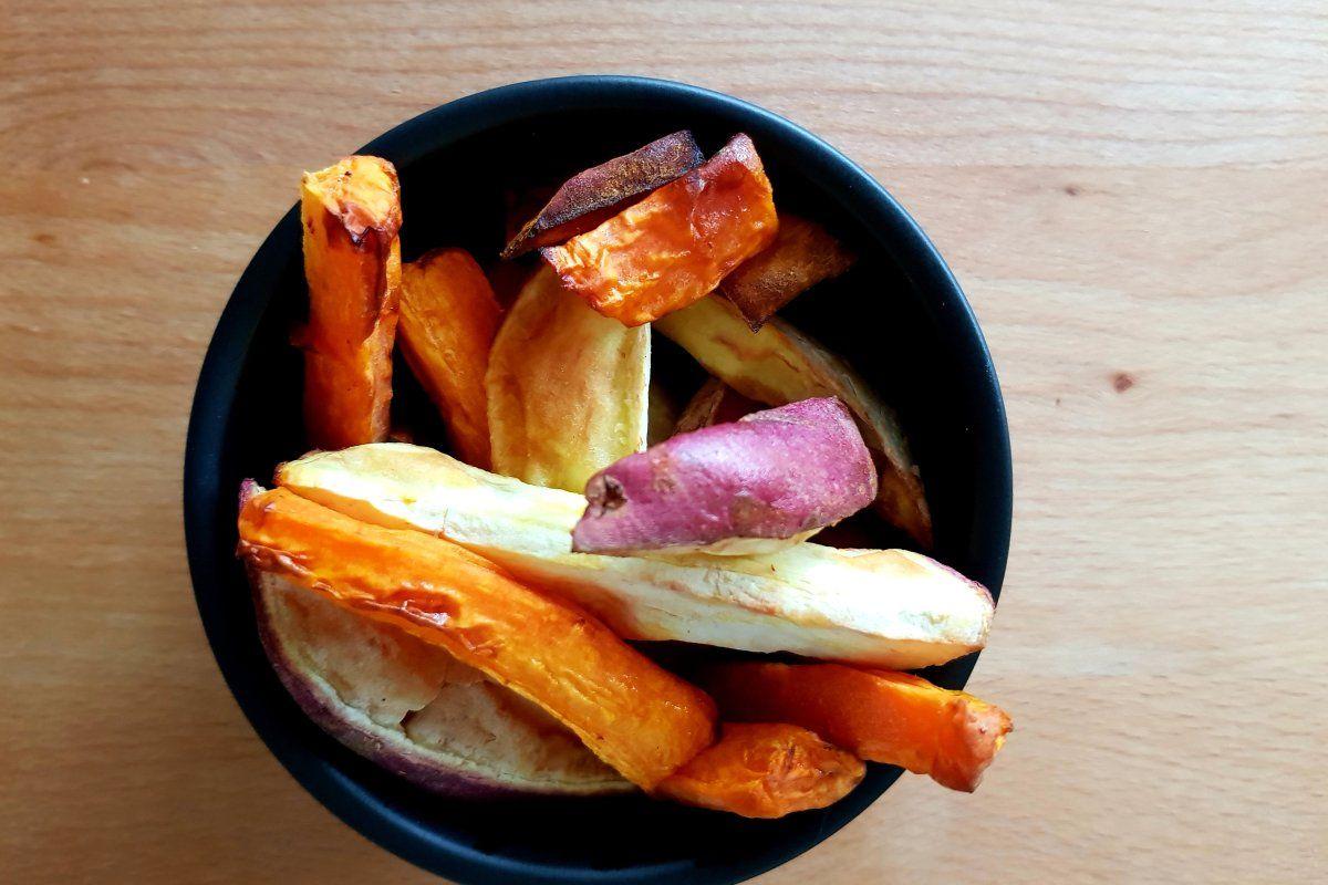 Air Fryer Roast Vegetables Recipe Roasted vegetables