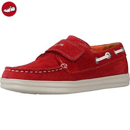 Schuhe Jungen Color Rot Marca Geox Modelo Schuhe Jungen Geox J