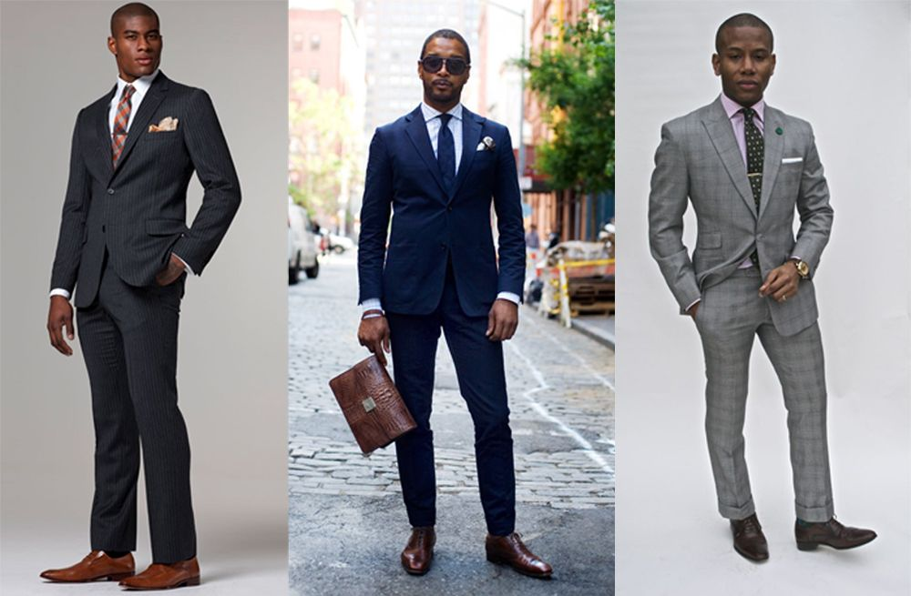 The Top 3 Must Have Suits For Short Men | B. Nathaniel Bespoke ...