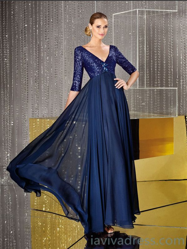 2015 StyleChiffon Mother of the Bride Evening Dress