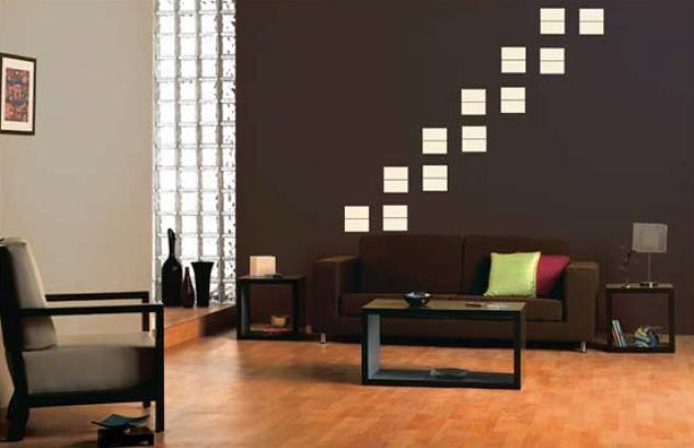 Living room room inspirations room asian paints paint shades for Wall designs for living room asian paints