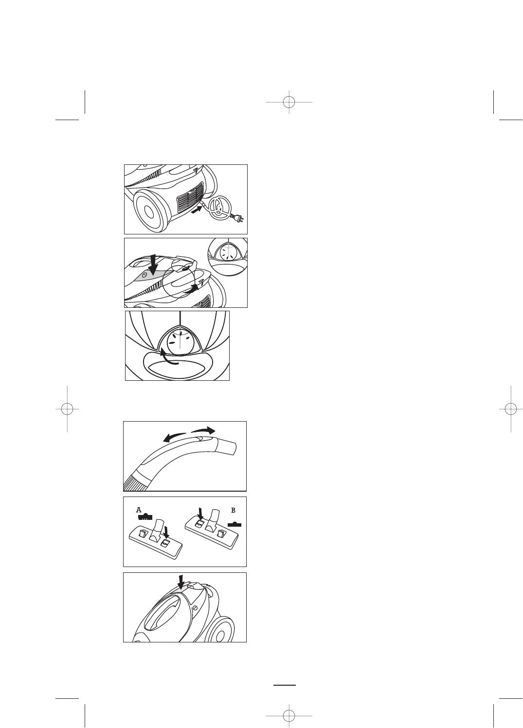 Fagor Vce 306 Manual Aspiradora Aspiradora