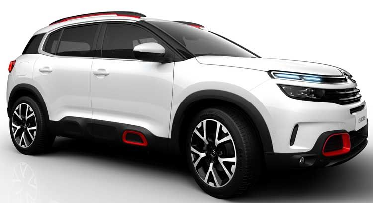 2018 Citroen C5 Aircross News Specifications Phev Release