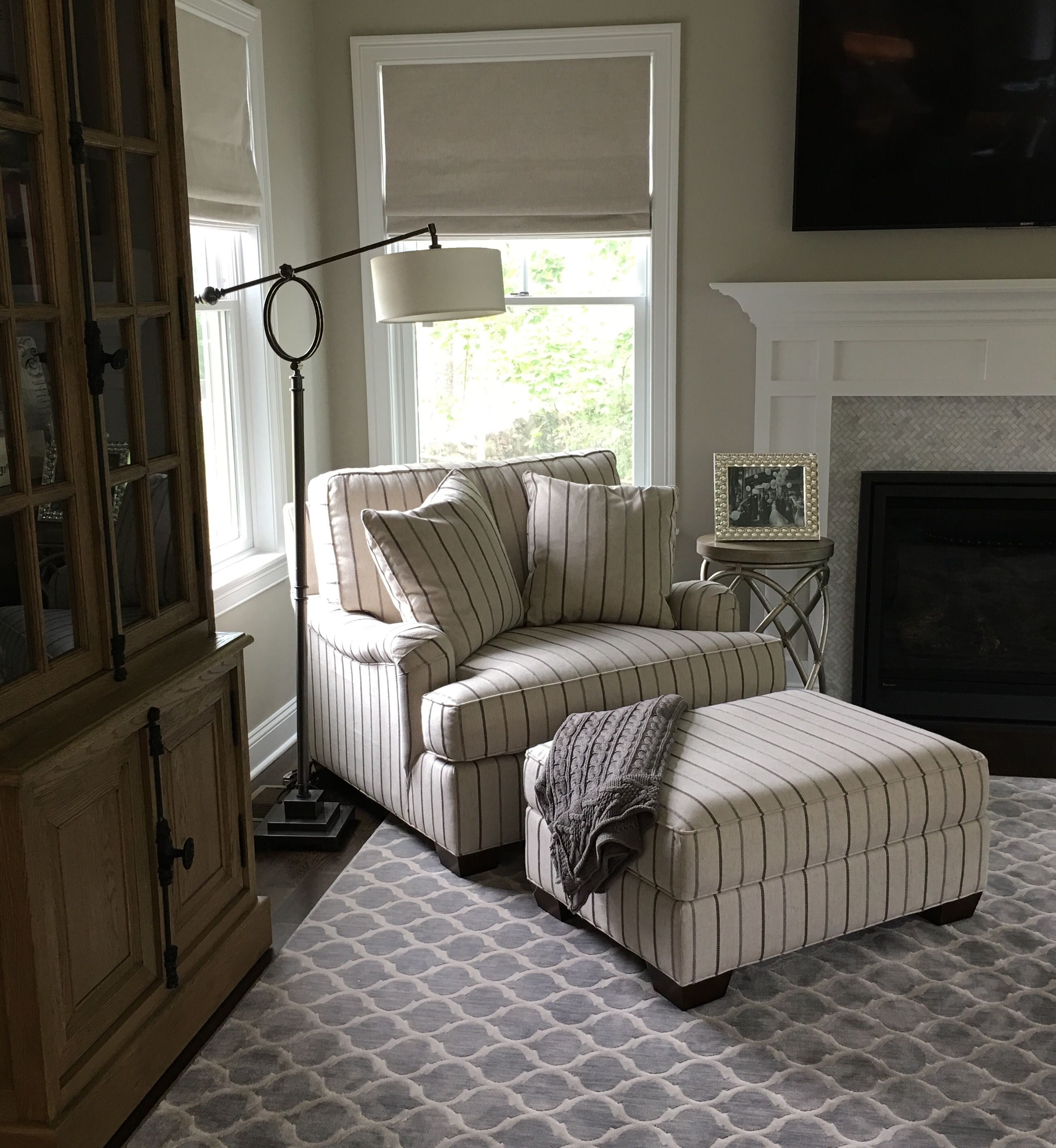 Beautiful And Cozy Corner Of This Home Designed By Susan