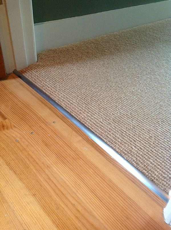 Door Threshold Carpet To Vinyl Door Designs Plans Door