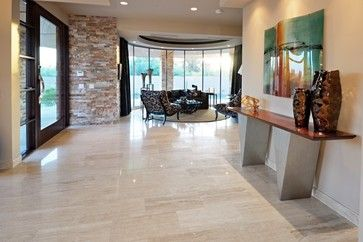 Floors In This Summer House Pinterest Travertine Dallas - Dallas flooring reno
