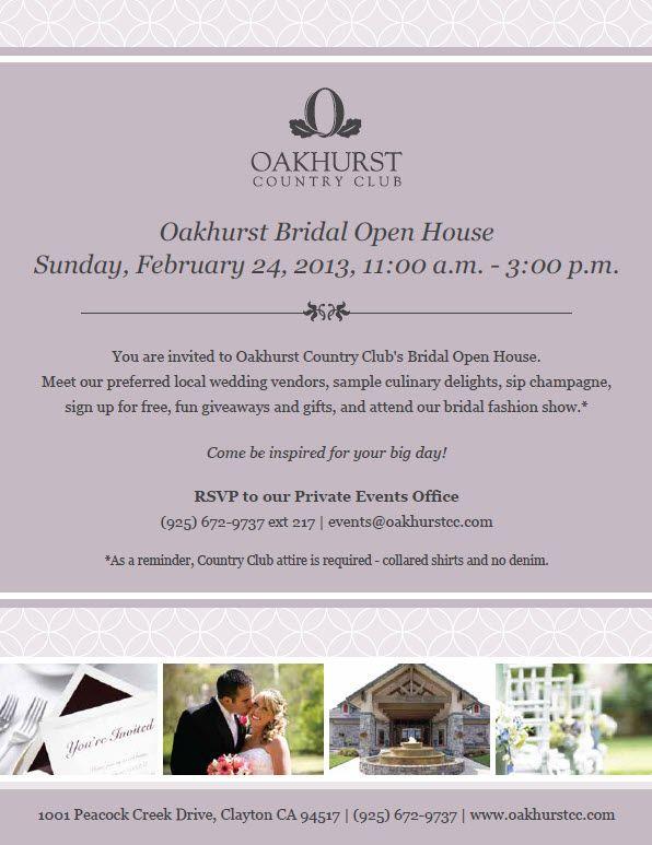 Diamond Bar Bridal Open House January 20, 2013 Wedding Bridal