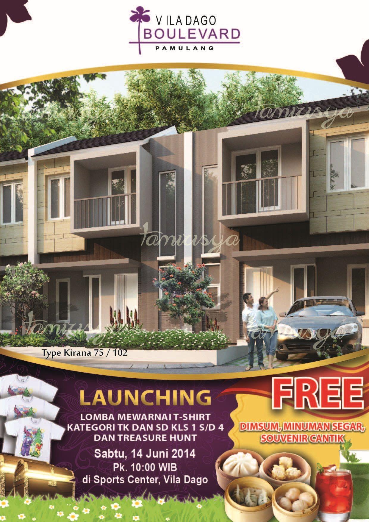 Download Desain Brochure Perumahan