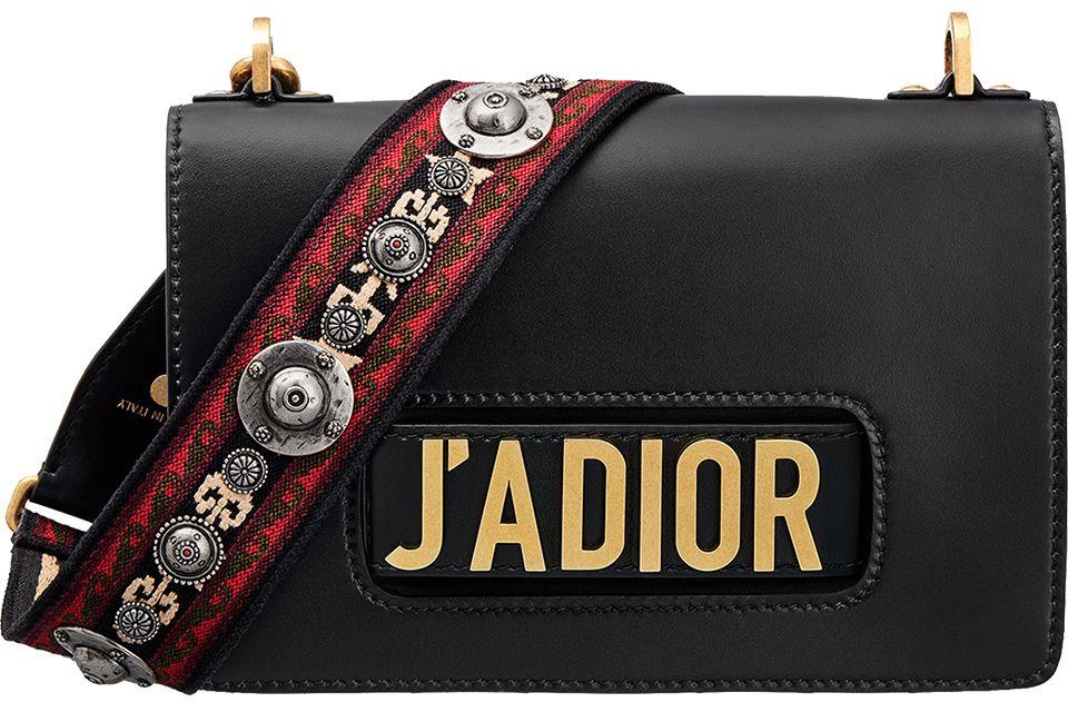 e6b90cc5418a7 J Adior Bag with Bohemian Strap