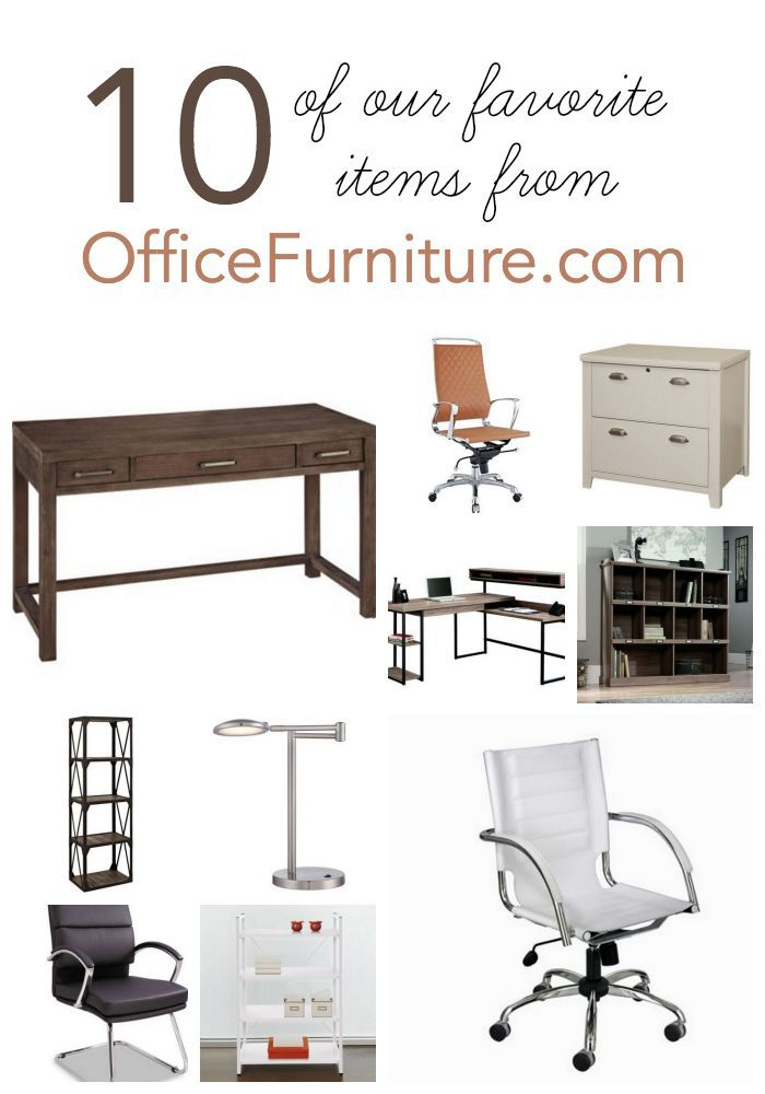 Home Office 10 Of The Best Items Form Officefurniture They Have Everything You Need To