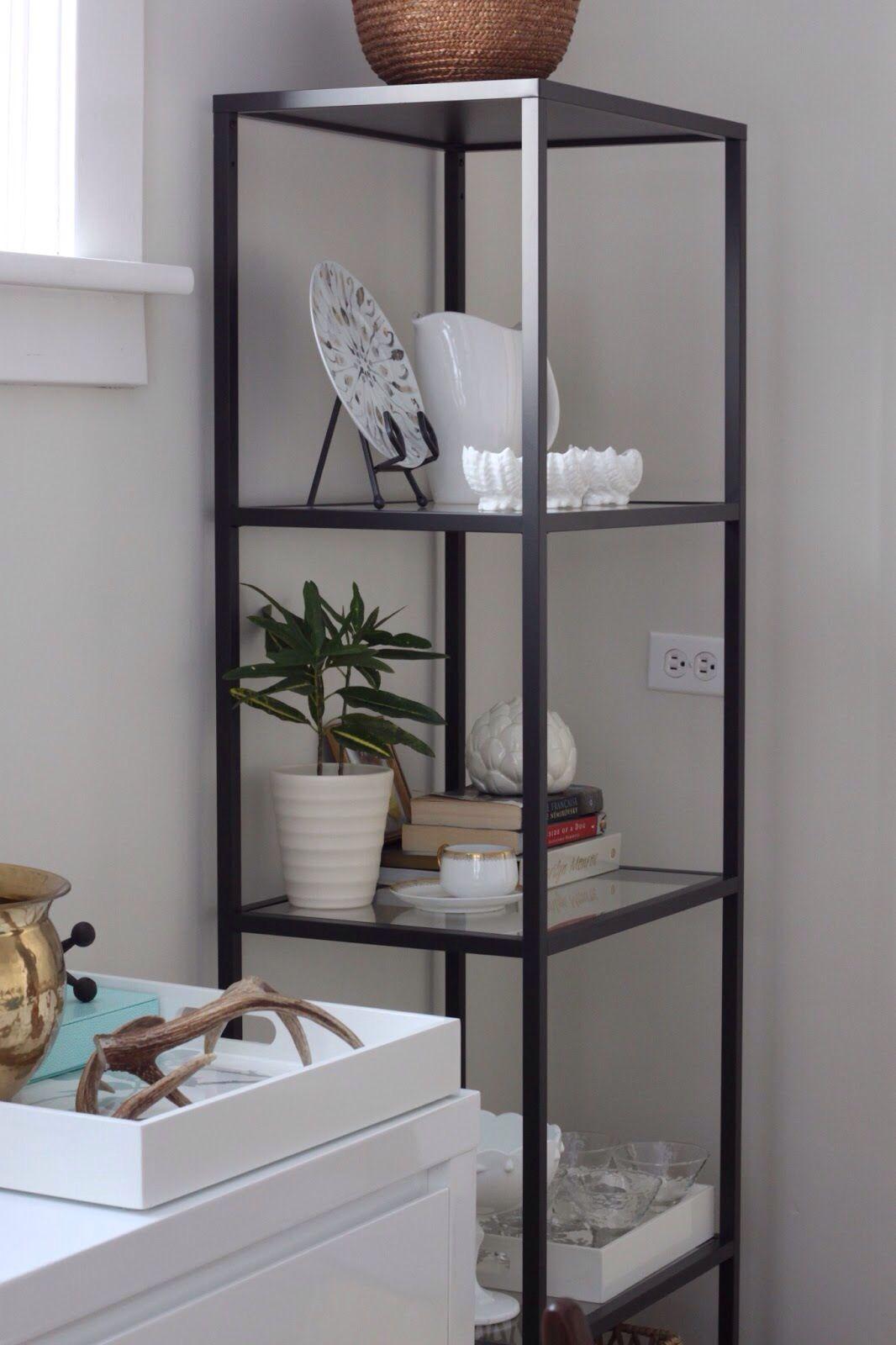 vittsjo homey in 2019 ikea shelves ikea vittsjo ikea. Black Bedroom Furniture Sets. Home Design Ideas