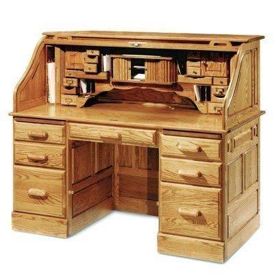 Shop For Desks From Computerdesks Com The Double Pedestal Haugen
