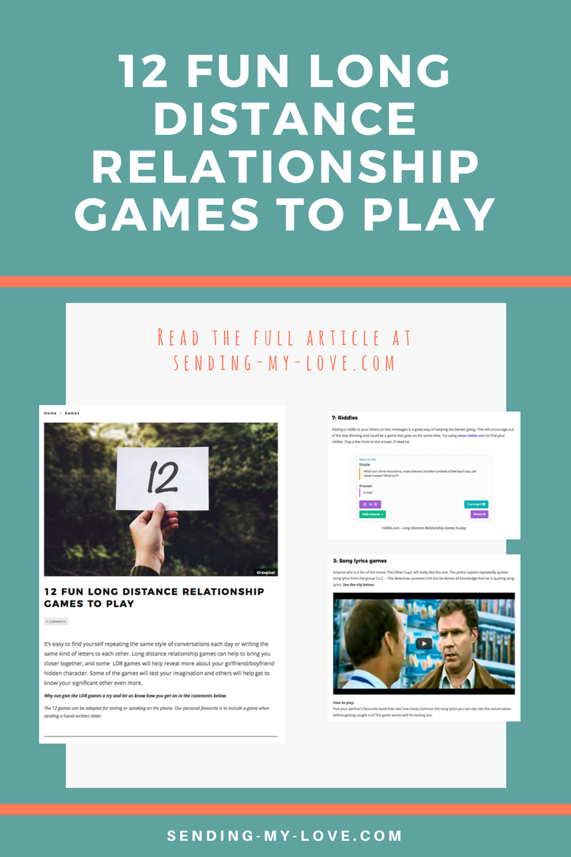 games to play in a long distance relationship