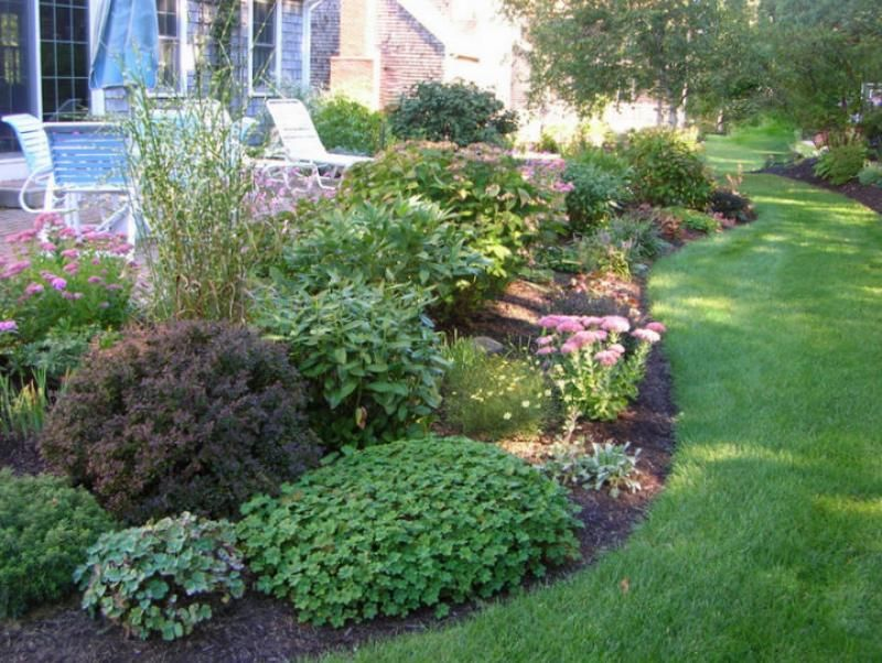 Northeast Landscaping Ideas | Landscaping Ideas U003e Garden Design U003e Pictures:  Summeru0027s End In New