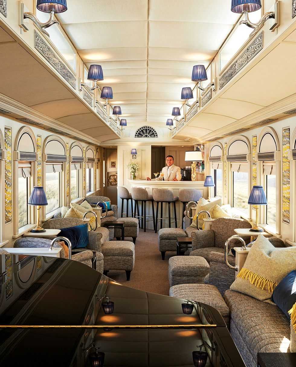 These Luxury Overnight Trains Will Make You Feel Like You're Time Traveling