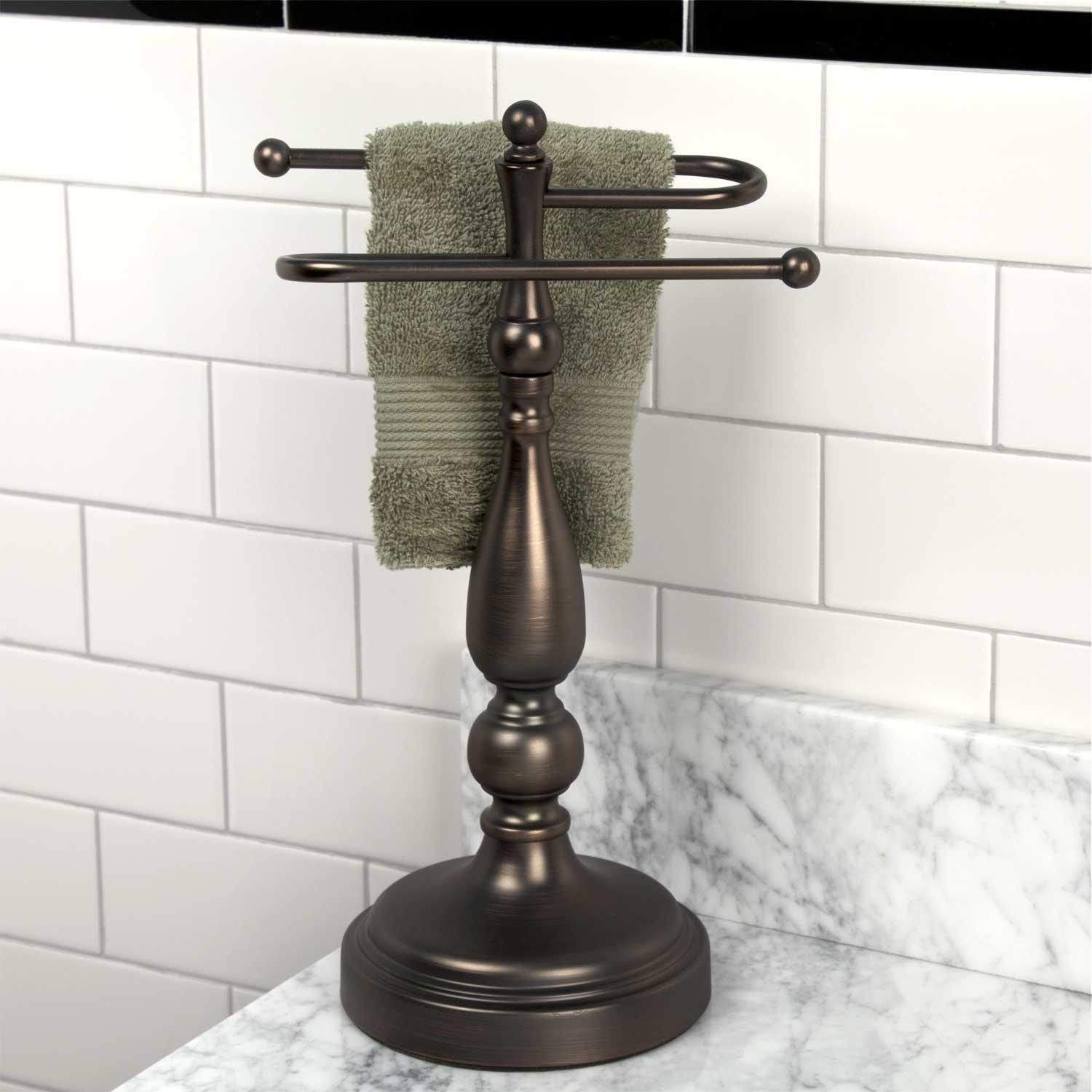 Ridgefield Countertop Towel Bar Bathroom Towel Bar Towel Holder Bathroom Towel Holder