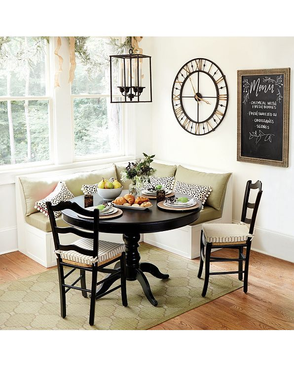 Breton 3 Piece Banquette 30 With Images Banquette Seating In