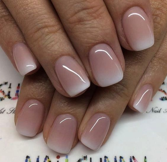 Fade Nail Designs are one of the most popular nail shapes for women Fren French Fade Nail Designs are one of the most popular nail shapes for women Fren French Fade Nail...