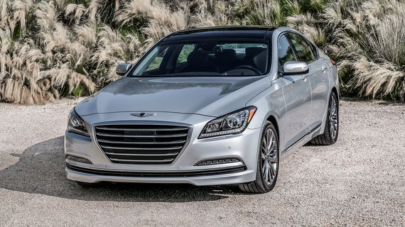 Genesis Will Have One Of The Best Luxury Car Warranties At Launch Roadshow Best Luxury Cars Luxury Cars Car