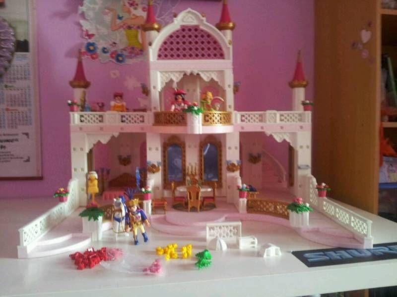 Playmobil Schlafzimmer ~ Playmobil märchenschloss königlichem schlafzimmer und