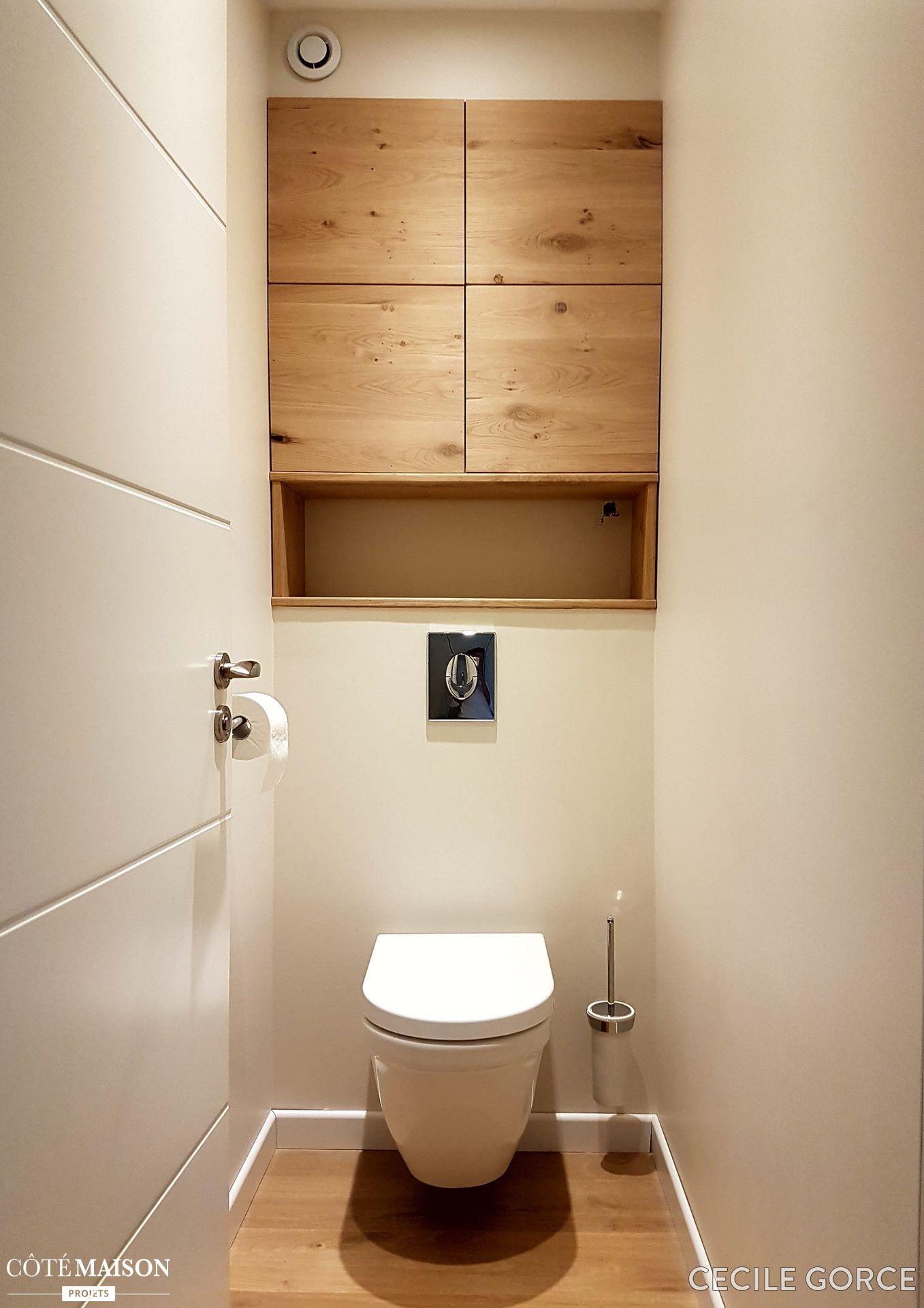 Cette maison est enti rement r nov e repens e de mani re for Creer une salle de bain dans un petit espace