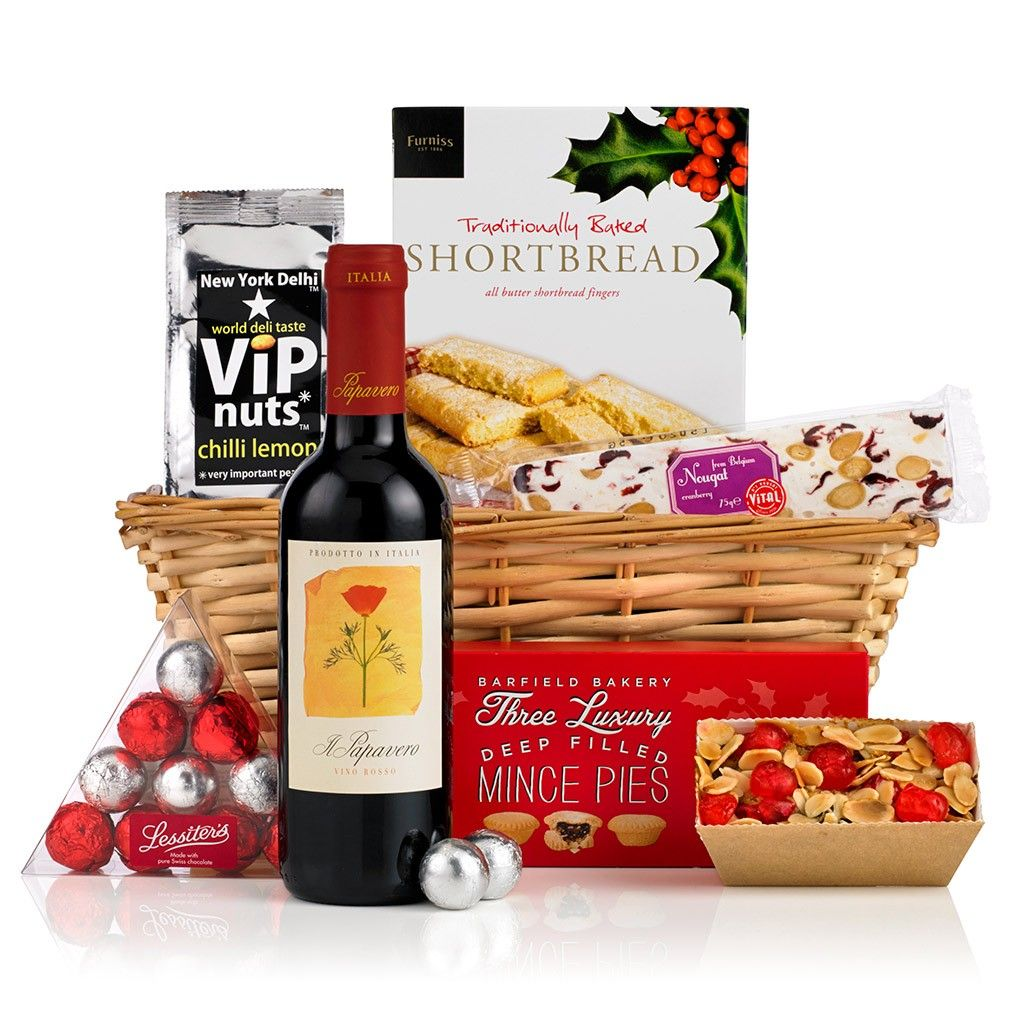 Luxury Gift Basket   The Luxury Gift Basket is the epitome of ...