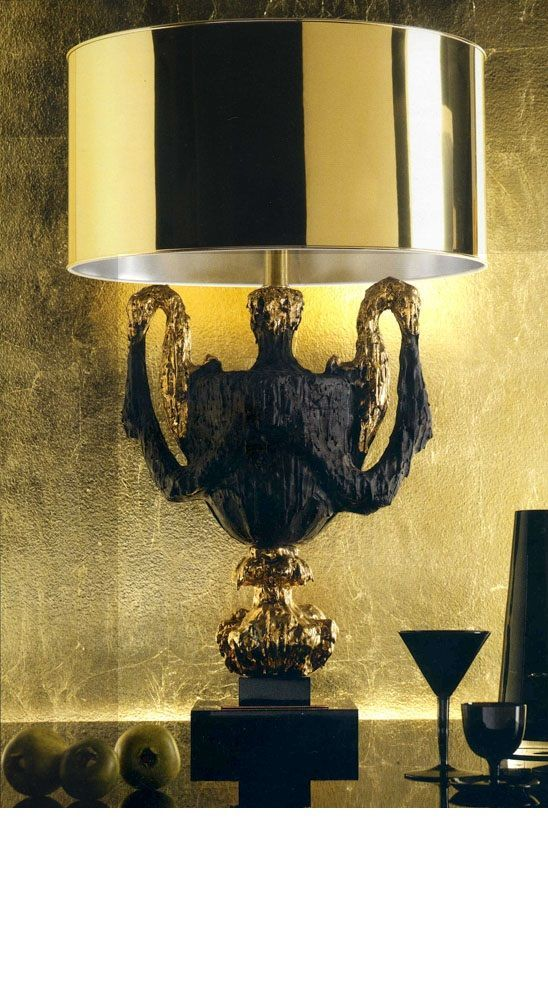 Luxury Hotel Table Lamps Ultra High End