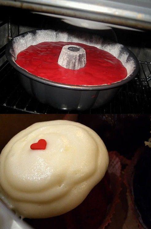 DIY How to Bake Authentic Red Velvet Cake Red velvet secrets