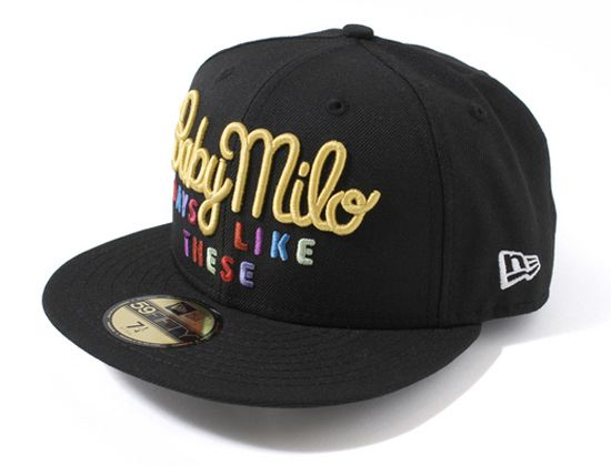 Milo Champion 59Fifty Fitted Cap by BAPE x NEW ERA  33a2a3ebc0a3