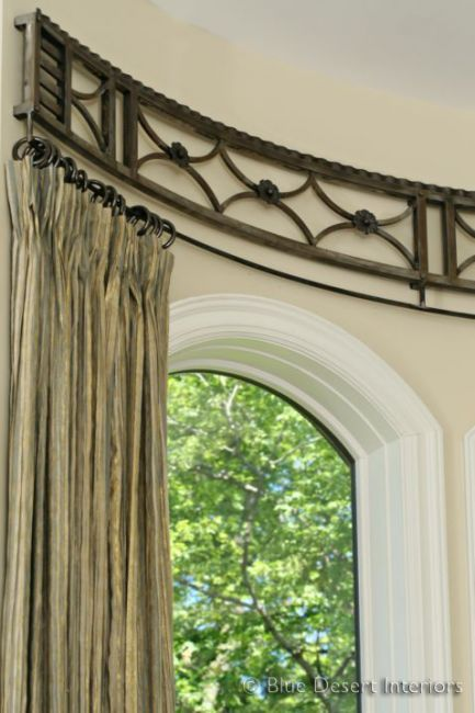 Art Deco Interiors Blue Desert Interiors Art Deco Inspired Interior Curtains For Arched Windows Arched Window Treatments