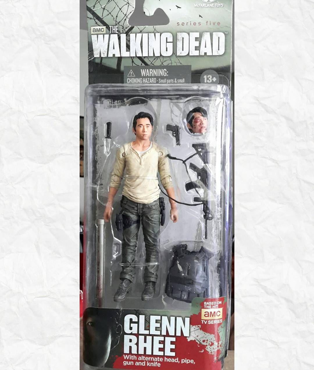 Mcfarlane walking dead series 6 daryl dixon action figure -  The Walking Dead Tv Show Series 5 Glen