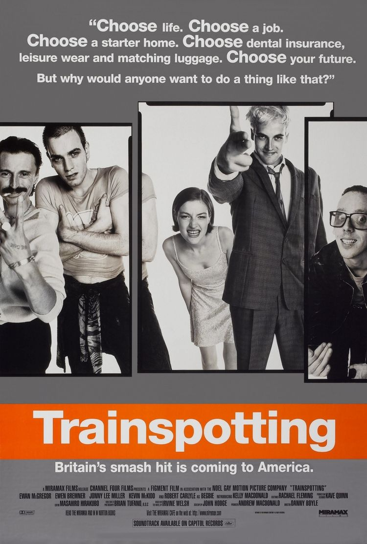 Trainspotting movie poster Trainspotting poster, Good