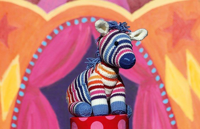 nora das regenbogen zebra diy pinterest knit crochet amigurumi and crochet. Black Bedroom Furniture Sets. Home Design Ideas
