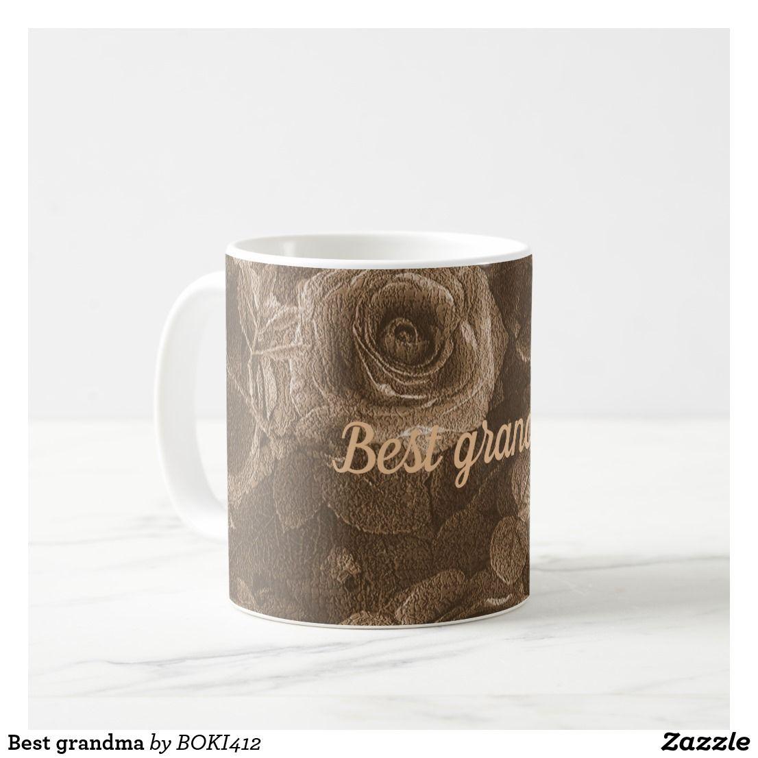 Best grandma coffee mug | Zazzle.com #deptodublin
