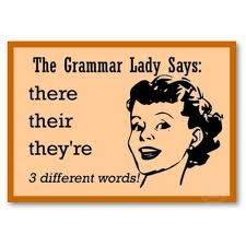 So true. I also wonder how many people are aware that while I is a word...U & R are only letters. ;)