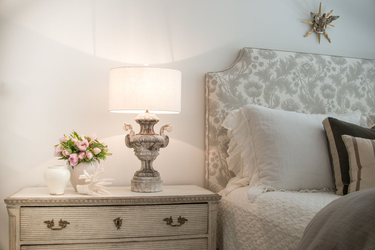 Pin by Cindy Jensen on Bedrooms Dresser as nightstand