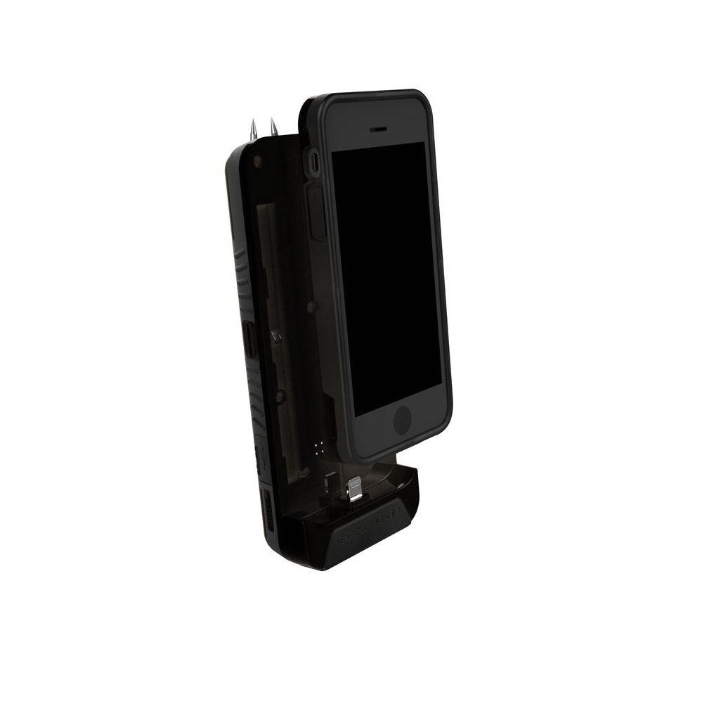 promo code ca85c 13efd Amazon.com : The Only High-Powered Smartphone Stun Gun Case and Back ...
