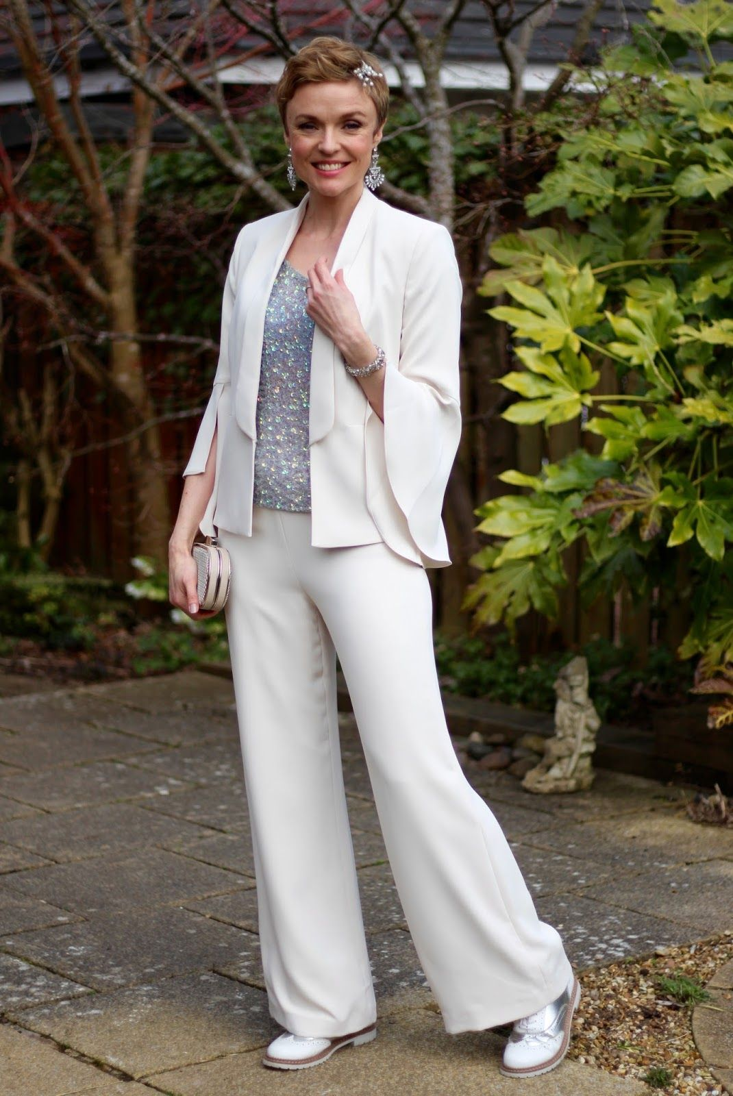 How To Wear What You Want To A Wedding No Dress Or Heels Required Wedding Guest Pants Plus Size Wedding Guest Outfits Wedding Guest Heels